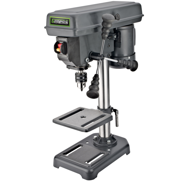 "8"" 5-Speed Drill Press"