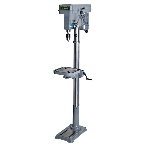 "13"" 16-Speed Floor Drill Press"